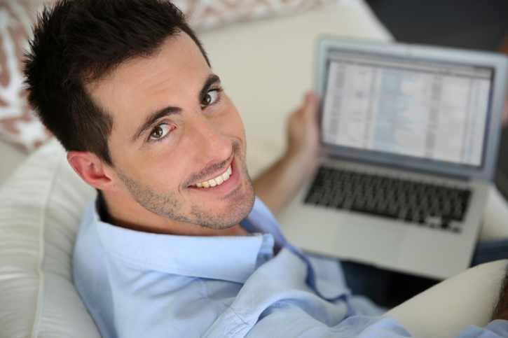 Otthoni munkavégzés férfiaknak
