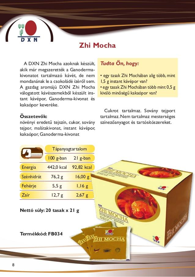DXN termékek